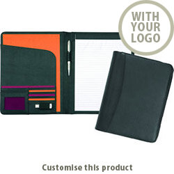 Pembury A4 Folder 002103412 - Customise with your brand, logo or promo text