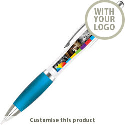 Contour Digital Ballpen 002107128 - Customise with your brand, logo or promo text