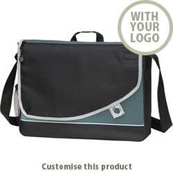 Keston Messenger Bag 002107682 - Customise with your brand, logo or promo text
