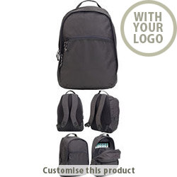 Higham Business Backpack 002108709 - Customise with your brand, logo or promo text