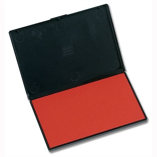 Trodat 9052 Stamp Pad Red T9052-RE