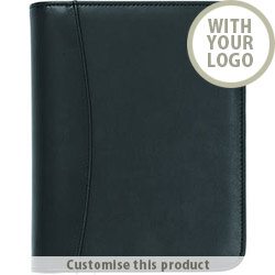 Chiddingstone A5 Ring Folio 00289343 - Customise with your brand, logo or promo text