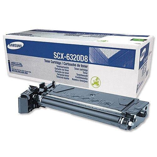 Samsung SCX-6320D8 Black Laser Toner