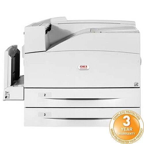 Oki B930N A3 Mono Laser Printer Network Ready