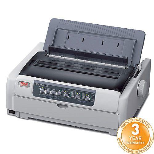 Oki Microline ML5720eco Dot Matrix Printer