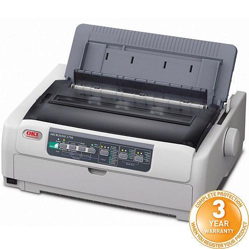 OKI MicroLine ML5790-ECO 24-Pin Dot Matrix Printer