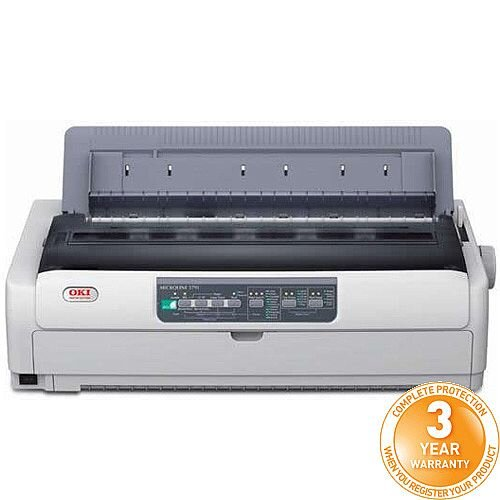 OKI ML5791-ECO 24-Pin Dot Matrix Printer