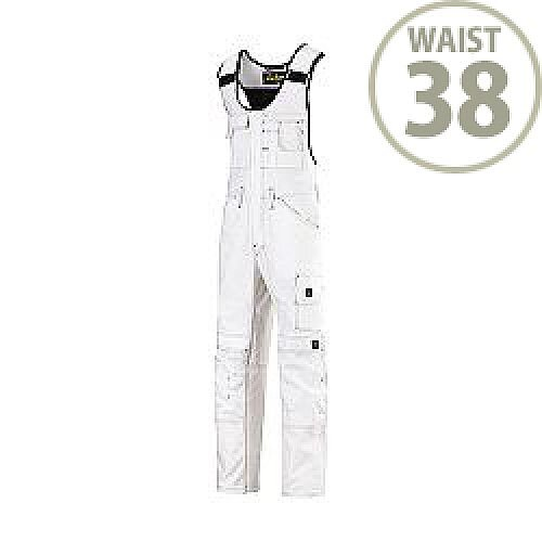 """Snickers 0375 Painter´s One-piece Trousers 38""""/6'2"""" Size 154"""