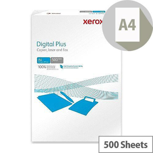 A4 Xerox Digital Plus Printer Paper