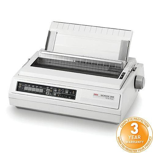 Oki Microline 3410 Dot Matrix Printer