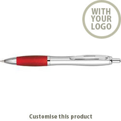 Contour Argent Ballpen 102110534 - Customise with your brand, logo or promo text