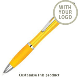 Contour Ballpen 102110535 - Customise with your brand, logo or promo text