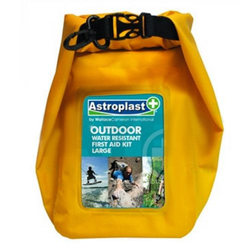 Outdoor Leisure Sports Waterproof First Aid Kit Large Up to 5 Person