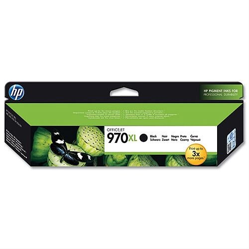 HP 970XL Black Inkjet Cartridge CN625AE
