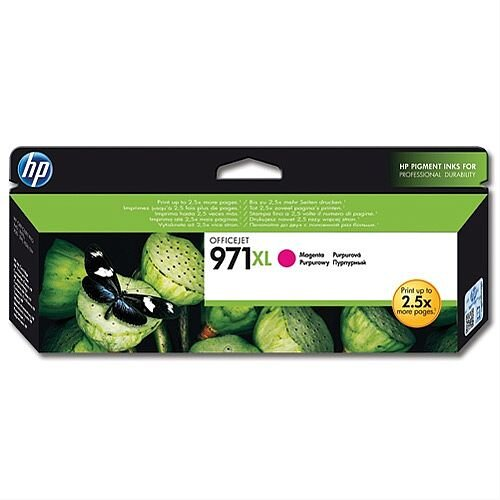 HP 971XL Magenta Inkjet Cartridge CN627AE