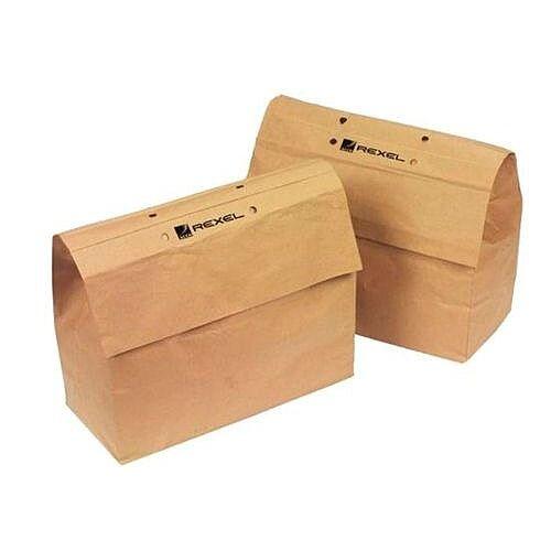 Rexel Shredder Waste Sack 32 Litre Auto+175X/200X Pack 20