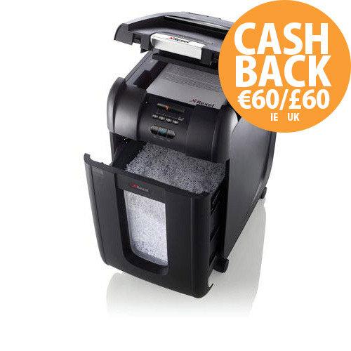 Rexel Auto Plus 300M Micro Cut Shredder 2104300