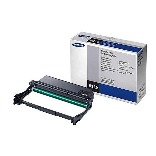 Original Samsung MLT-R116/SEE Black Imaging Drum - Enjoy a yield of up to 9000 pages printed per unit - Maximise performance with genuine Samsung supplies