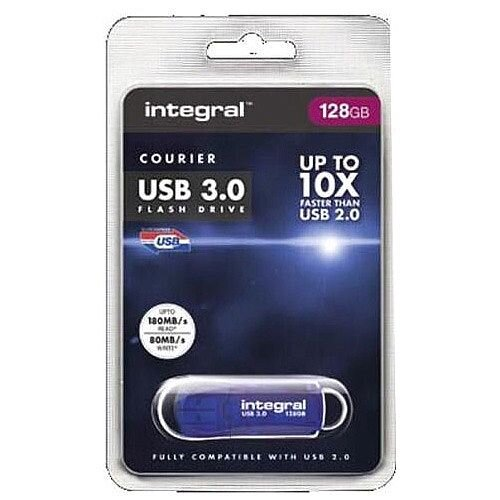 Integral Courier 128GB Memory Stick USB 3.0