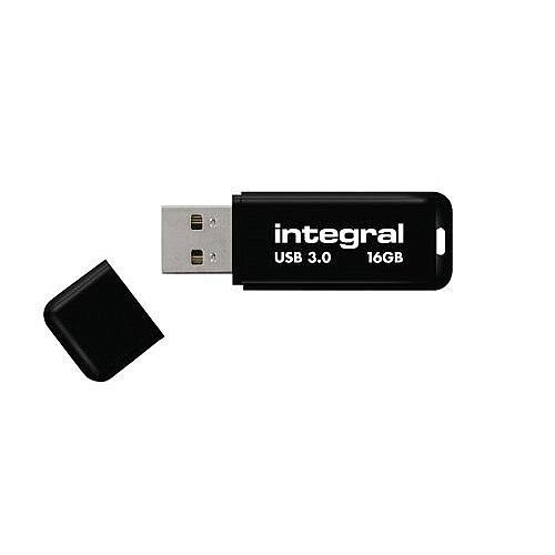 Integral Noir 16GB Memory Stick USB 3.0 Black