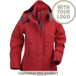Winona Lady Jacket 116697 - Customise with your brand, logo or promo text