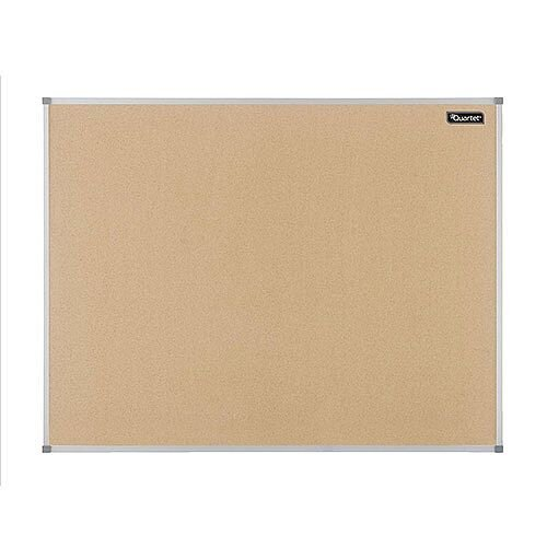 Quartet Cork Board Aluminium Frame 1200x900mm Ref 1904064