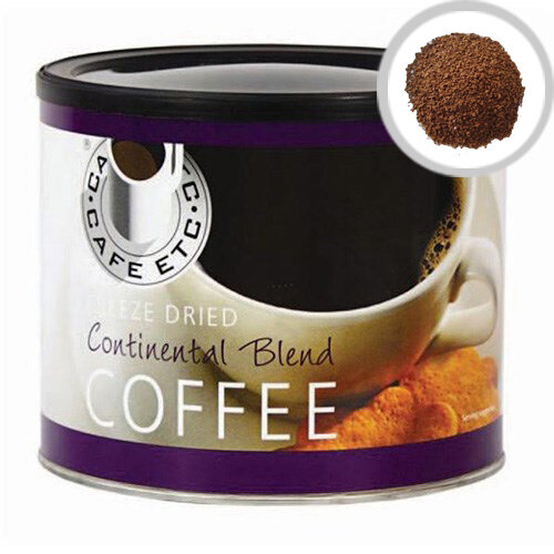 Cafe Direct Continental Blend Coffee 500g Ref 882496