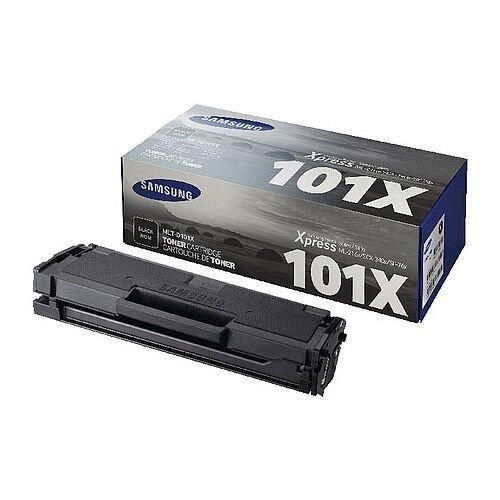 Samsung Laser Toner Cartridge Page Life 700pp Black Ref MLT-D101X/ELS