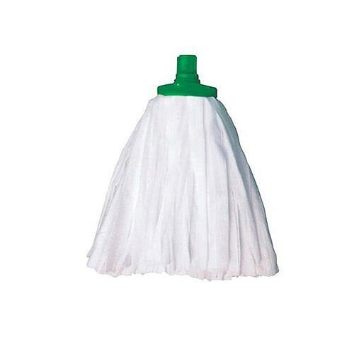 Scott Young Research Sorb Socket Mop Head Mini 12oz Green Ref 4028329