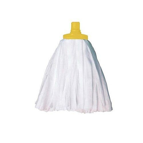 Scott Young Research Sorb Socket Mop Head Mini 12oz Yellow Ref 4028533