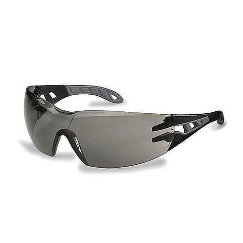 Grey / Smoke Lens Safety Glasses