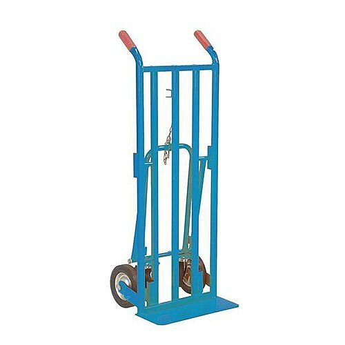Hand Truck Three Position With Rubber Wheels Capacity 250Kg