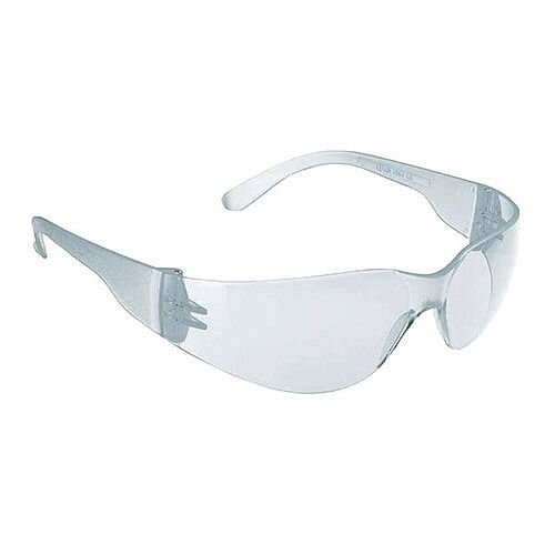 Stealth 7000 Safety Glasses Spectacles Clear Frame and Anti-Mist Lens
