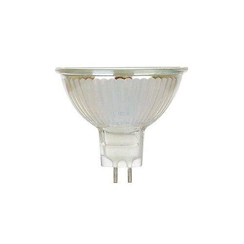 GE Lighting (50W) Mirrored Reflector Dimmable Halogen Bulb C Energy Rating (Pack of 10) 88237