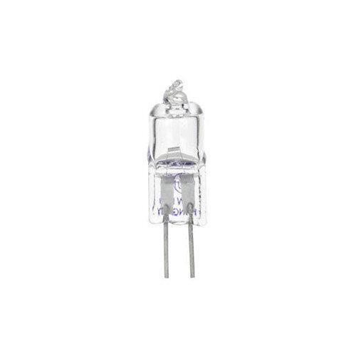 GE Lighting (12W) Tubular Dimmable Halogen Bulb B Energy Rating 60 Lumens (Pack of 20) 42959