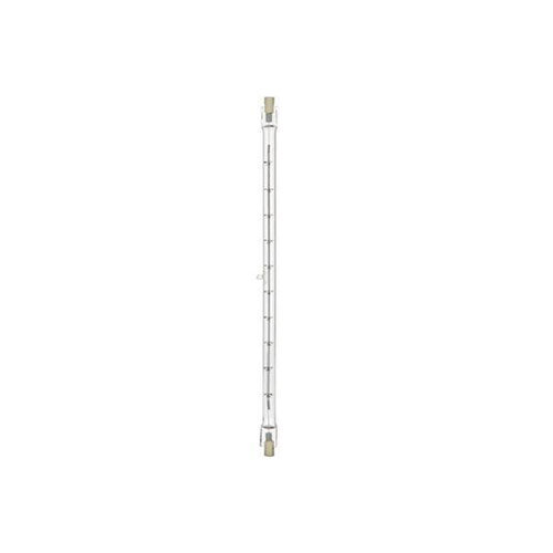 GE Lighting (240W) Tubular Dimmable Halogen Bulb D Energy Rating 32000 Lumens (Pack of 10) 29187