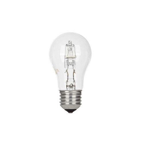 GE Lighting (240W) GLS Dimmable Halogen Bulb D Energy Rating 405 Lumens (Pack of 8) 98406