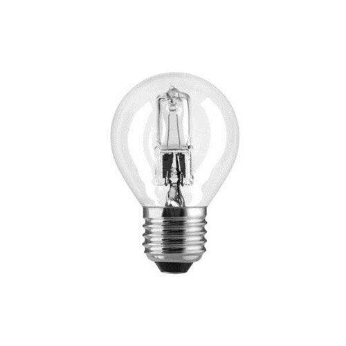 GE Lighting (240W) Spherical Dimmable Halogen Bulb D Energy Rating 630 Lumens (Pack of 12) 76547