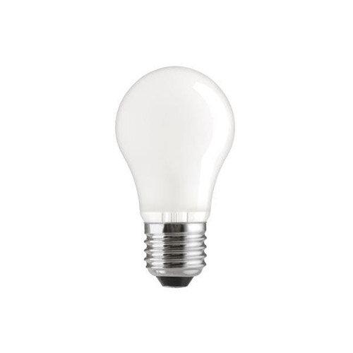 GE Lighting (100W) Rough Service GLS Frosted E27 Incandescent Bulb Dim 820lm 120V Ref 31573