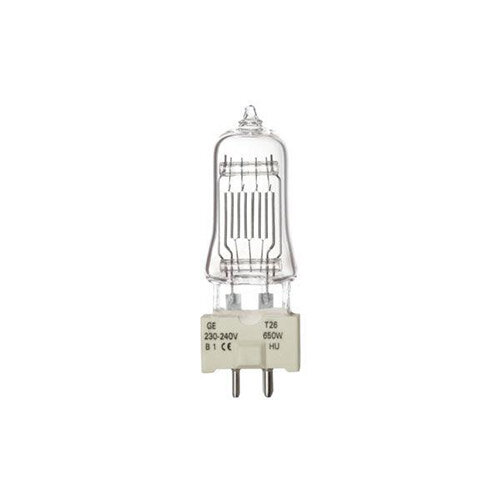 GE Lighting (240W) Tubular Dimmable Halogen Bulb C Energy Rating 15000 Lumens (Pack of 24) 88463