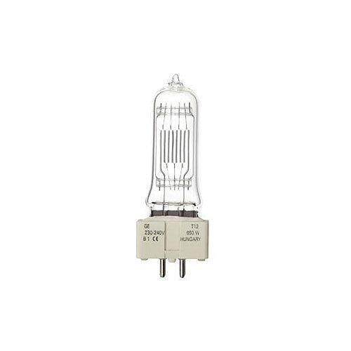 GE Lighting (240W) Tubular Dimmable Halogen Bulb D Energy Rating 13500 Lumens (Pack of 12) 88431