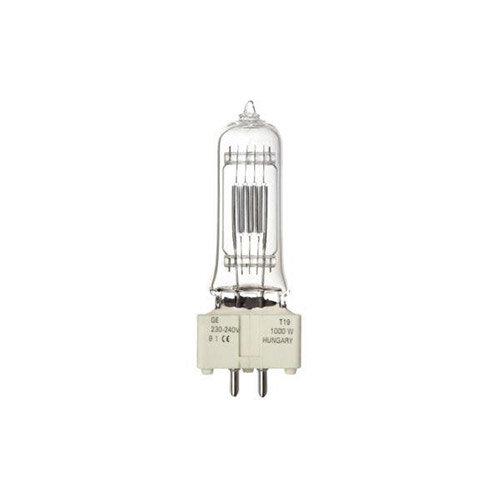 GE Lighting (240W) Tubular Dimmable Halogen Bulb D Energy Rating 21000 Lumens (Pack of 12) 88457