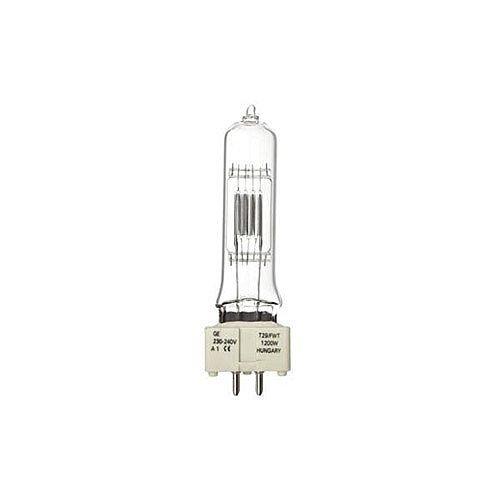 GE Lighting (240W) Tubular Dimmable Halogen Bulb C Energy Rating 29000 Lumens (Pack of 12) 88454