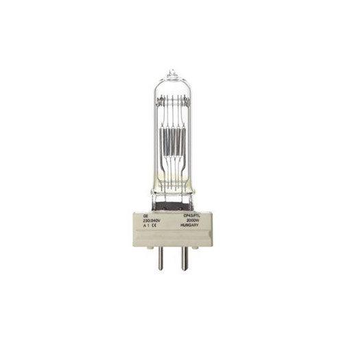 GE Lighting (240W) Tubular Dimmable Halogen Bulb C Energy Rating 54000 Lumens (Pack of 12) 88533