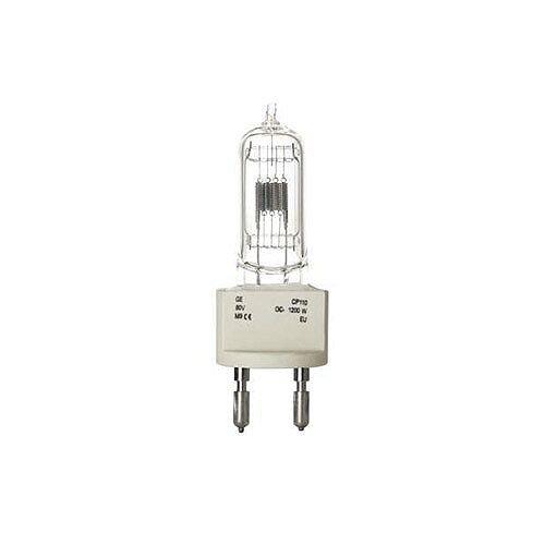 GE Lighting (80W) Tubular Dimmable Halogen Bulb C Energy Rating 36000 Lumens (Pack of 12) 88439