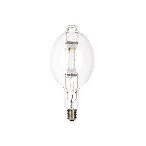 GE Lighting 1080W Elliptical High Intensity Discharge Bulb A+ Rating 108000 Lumens Ref 85924 [Pack 6]