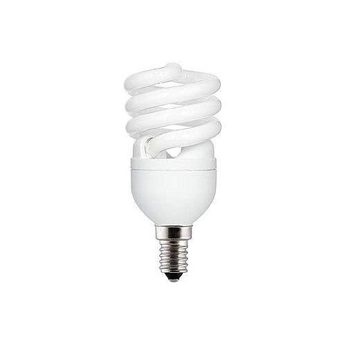 GE Lighting (12W) Heliax Compact Fluorescent Bulb A Energy Rating 715 Lumens (Pack of 6)