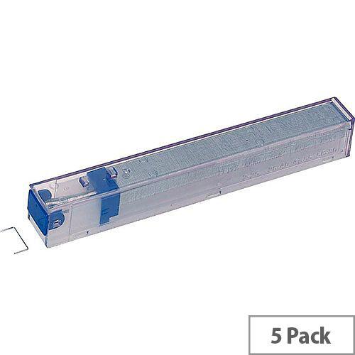 Leitz  6mm  Heavy Duty Staple Cartridge Blue  1 x Box of 1050 Staples