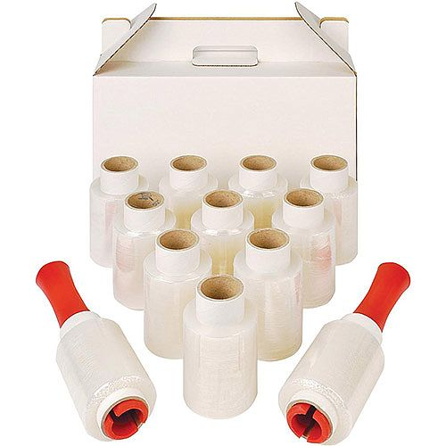 Handy Wrap Starter Kit Includes 2 Dispensers and 10 Rolls