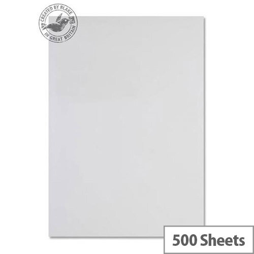 Blake A4 120gsm Brilliant White Woven Finish Premium Paper 500 Sheets 37677